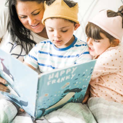 Children's Bedtime Stories Are More Important Than You Think