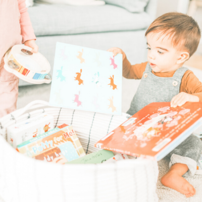 20 Top Board  Books For Babies: Whether Your Baby Loves Books Or Eats Them!