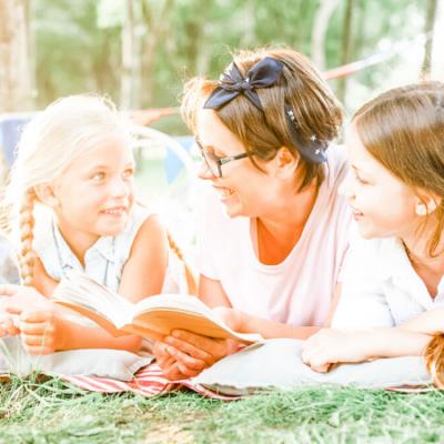 12 Enchanting Family Read Aloud Books For Summer