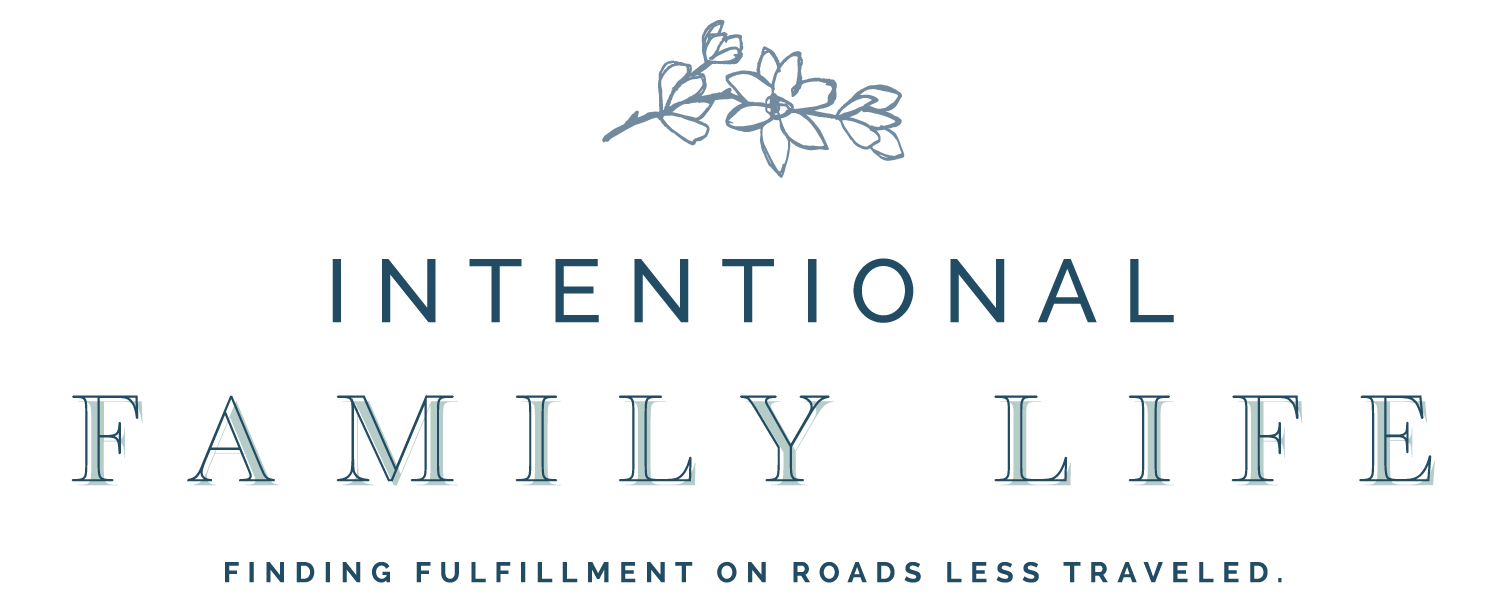 Intentional Family Life