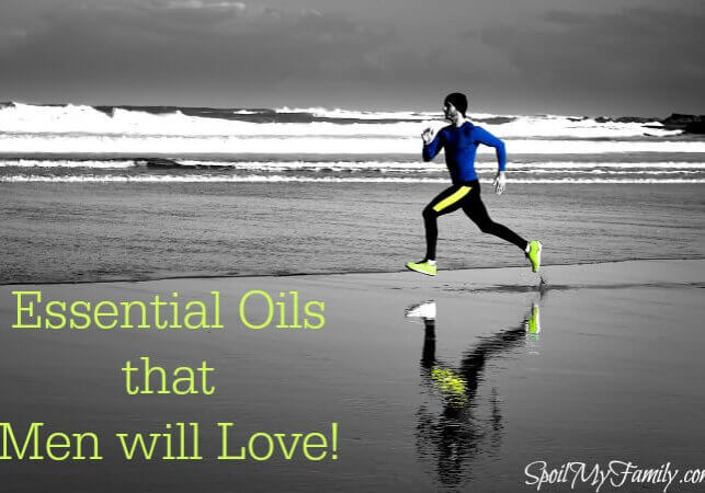 Essential oils for men? Is that a thing? Find out why essential oils are perfect for men... www.themidlifemamas.com