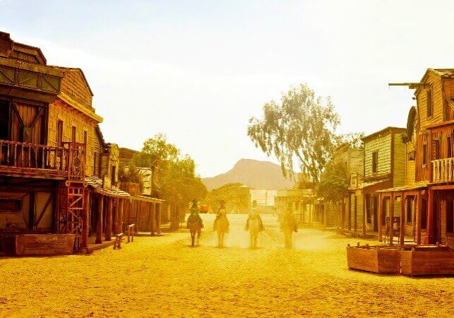 I love this list of children's stories about the Old West for all ages. This list is unique because it includes diversity in the story's characters and has something for everyone! #stories #children www.themidlifemamas.com
